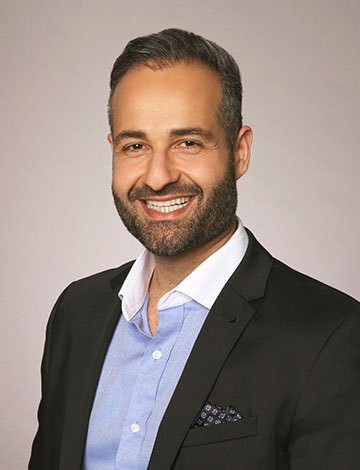 Reza Rahmani, Associate at New Quest Coaching and Counselling